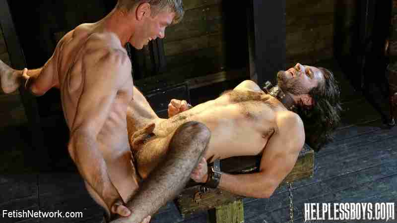 Helpless Boys – Dante Drackis – Ass For Gas (with Todd Haynes)
