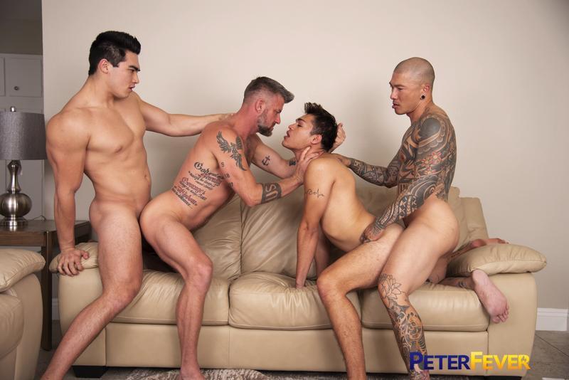 "Damian, Christian, Axel Kane, Jason ""Sex 4 Dessert"""