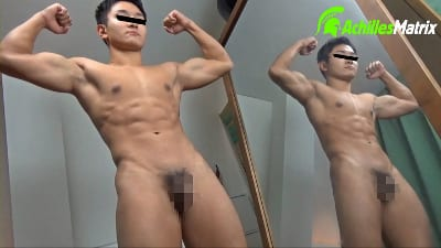 AchillesMatrix – ACM041 – バーチャル顔射VER.28 大会出場歴あり!ダビデ君