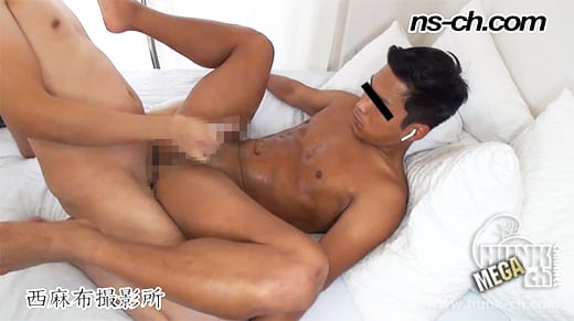 HUNK CHANNEL – NS-560 – 色黒体育会ノンケが再び掘られに来た!!