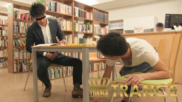 HUNK CHANNEL – TR-HT002 – ハッテン図書館 part2
