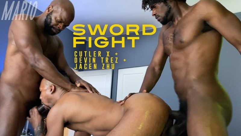 Cutler X, Devin Trez, Jacen Zhu – Sword Fight