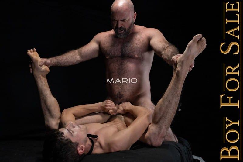BOY JAY Chapter 6 – Slave Boy (with Master Angus)[Bareback]