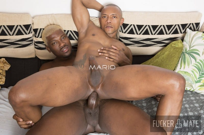 Jay Carter and Santi Konnor – Huge and Raw