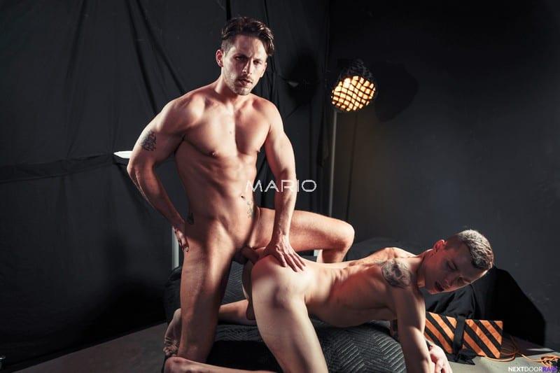Roman Todd, Hoss Kado – Bred Fuck Hole [Bareback]