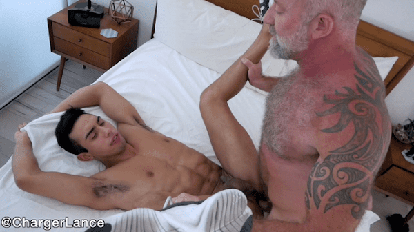DADDY AND SON PART 1 (BAREBACK)